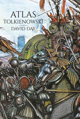 Atlas Tolkienowski - David Day - okładka