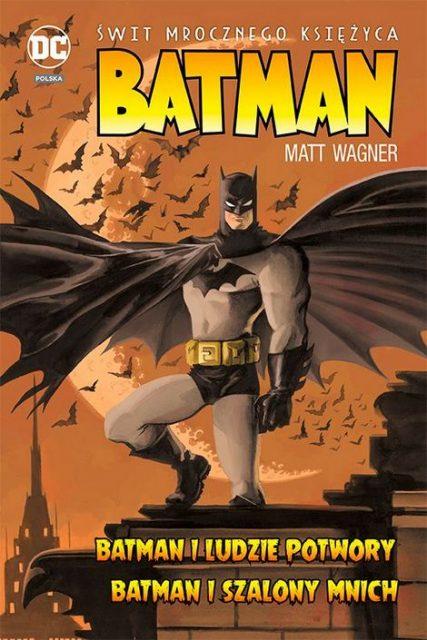 Batman – Świt mrocznego Księżyca - okładka