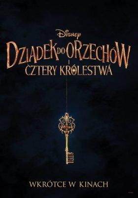Dziadek do Orzechów i Cztery Królestwa - plakat
