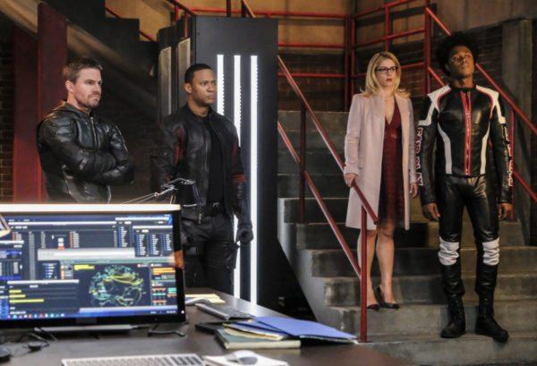 Arrow - sezon 6, odcinek 12