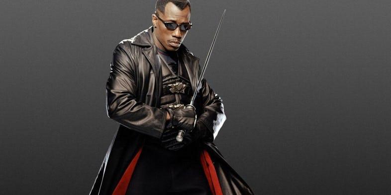 Wesley Snipes powróci jako Blade - postać ta wejdzie w skład MCU
