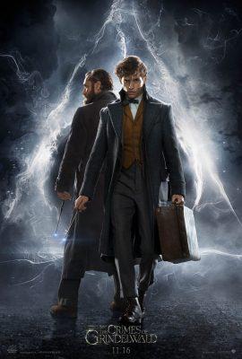 Fantastic Beast The Crimes of Grindelwald - plakat