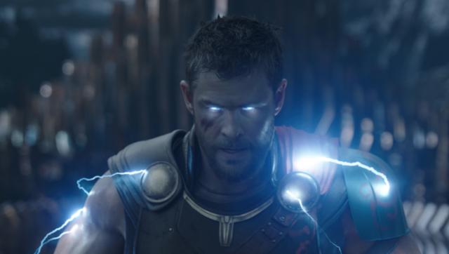 """8. Thor rusza do walki z Helą przyzywając pioruny w rytm """"Immigrant Song"""""""