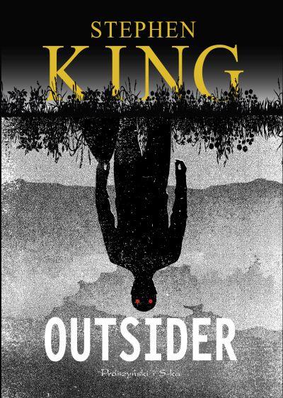 Outsider - okładka