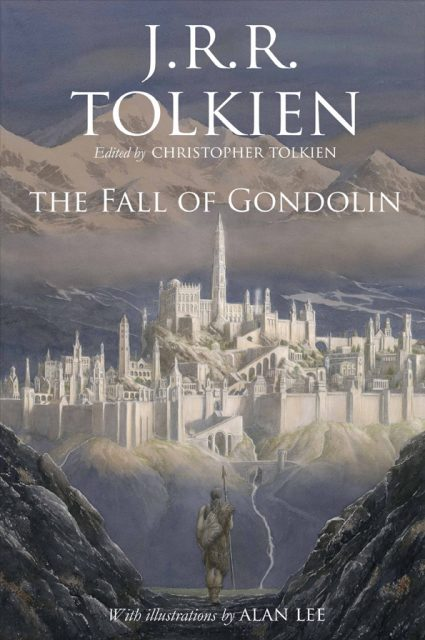 Upadek Gondolinu - okładka