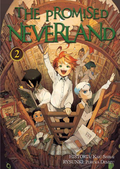 Yakusoku no Neverland #01