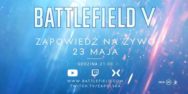 Battlefield V - zapowiedź