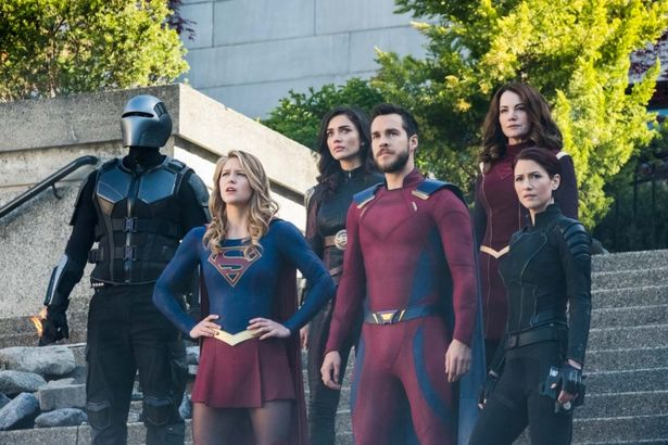 Supergirl: sezon 3, odcinek 23