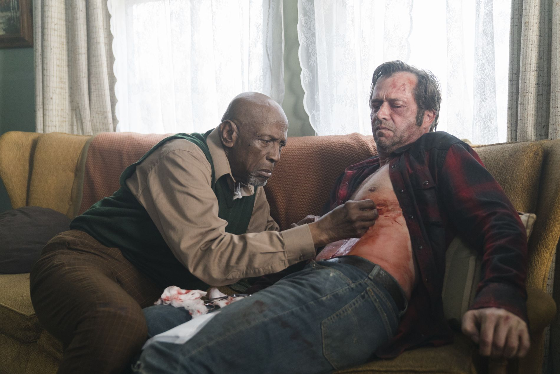 Hap i Leonard - 3. sezon - James Purefoy