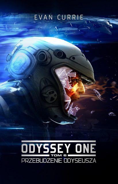Przebudzenie Odyseusza - okładka