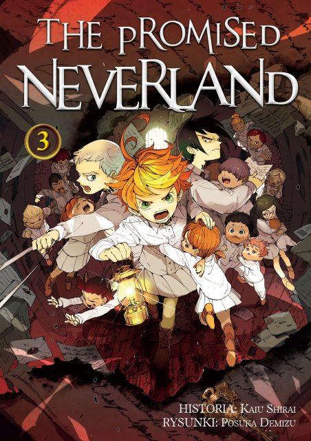 Yakusoku no Neverland #03