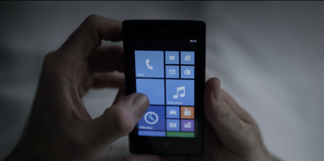 Nokia w House of Cards S3 O1
