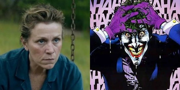 Frances McDormand Joker