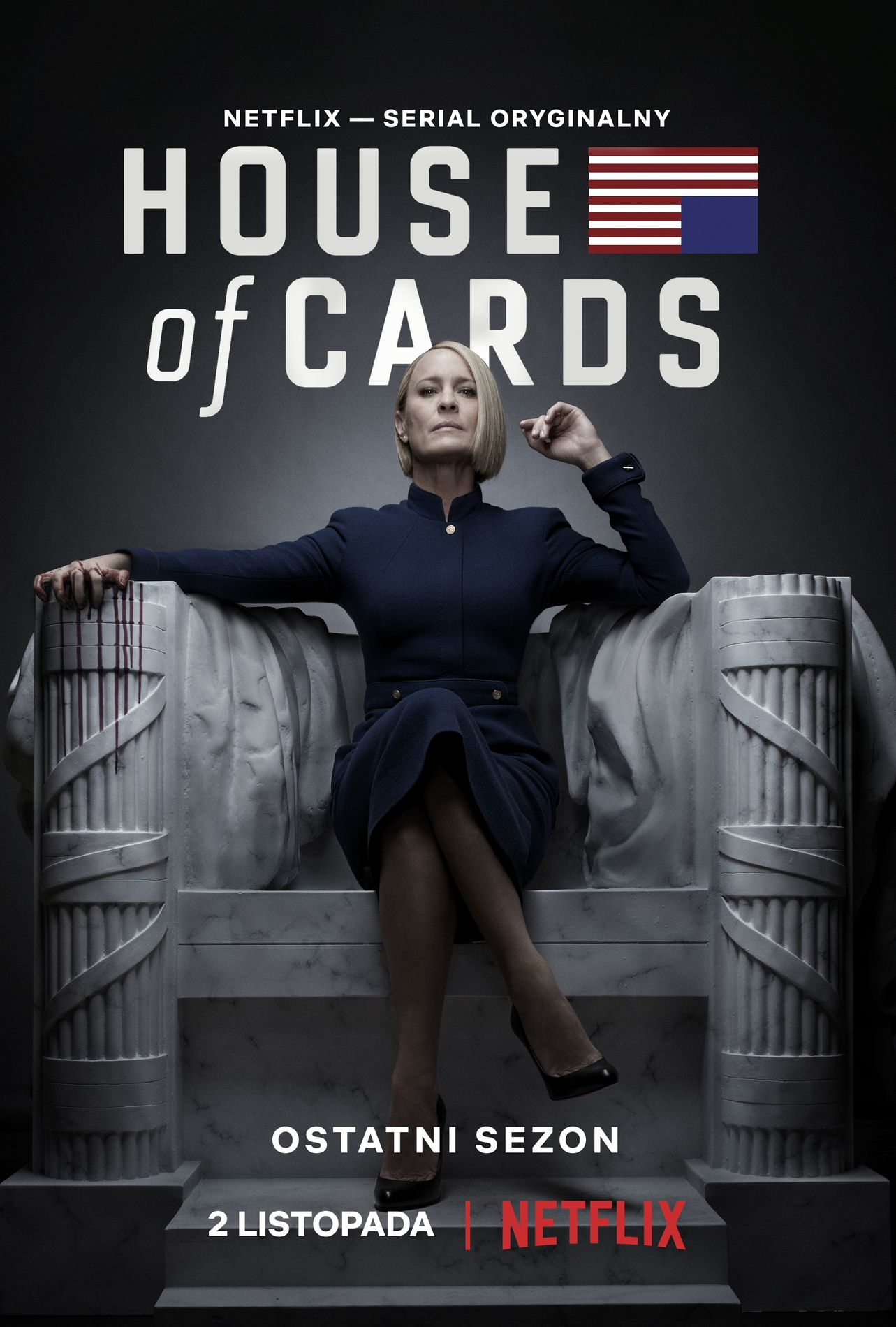 House of Cards - 6. sezon