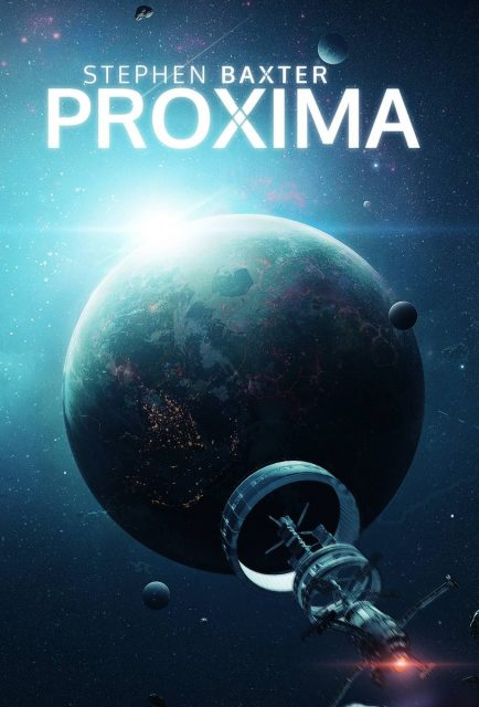 Proxima - okładka
