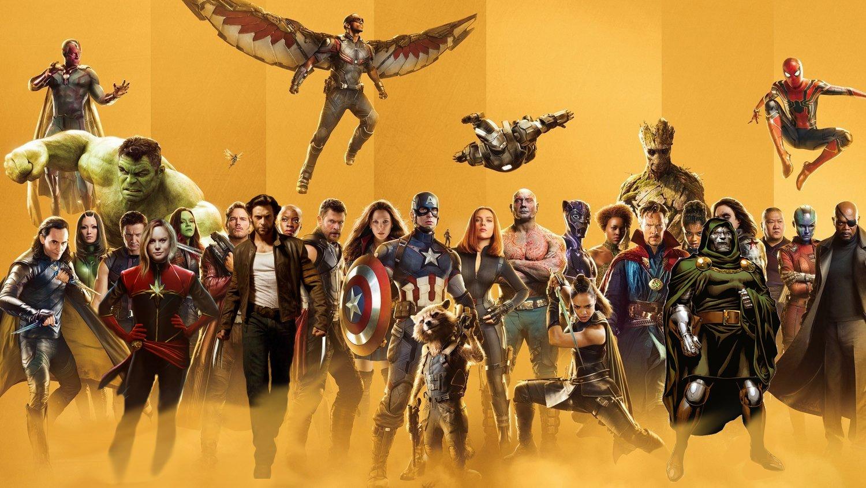 MCU - Avengers - X-Men