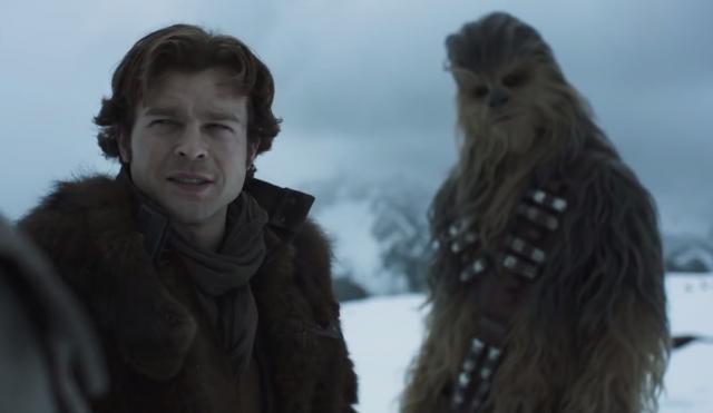 10. Han Solo: Gwiezdne wojny - historie - 392 mln dolarów