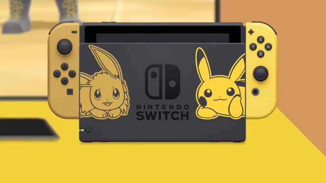 Nintendo Switch - Pokemon