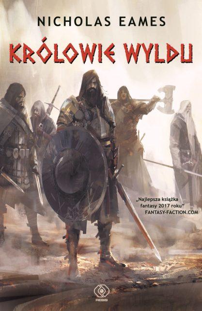 Królowie Wyldu - okładka