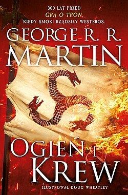 Ogień i krew, część 1 - okładka