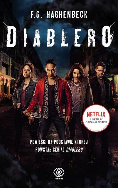 Diablero - okładka