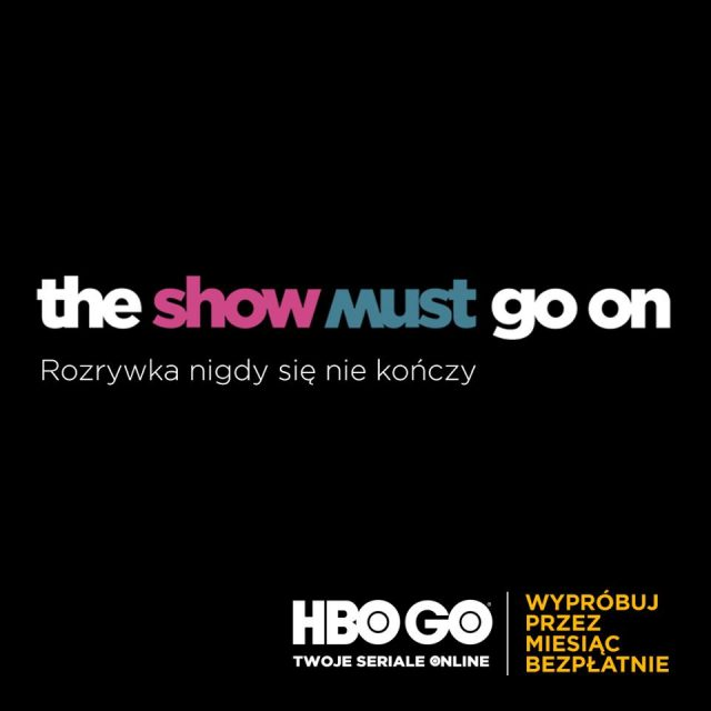 HBO GO - Showmax