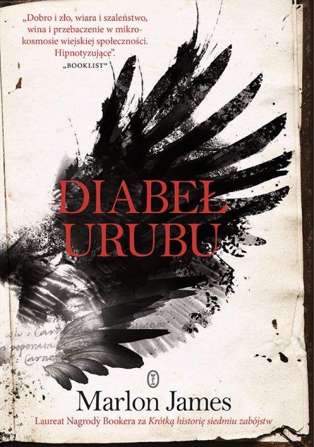 Diabeł Urubu - okładka