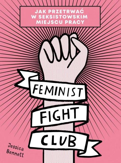 Feminist Fight Club - okładka